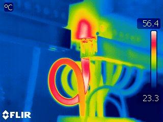 thermografisch onderzoek thermografie